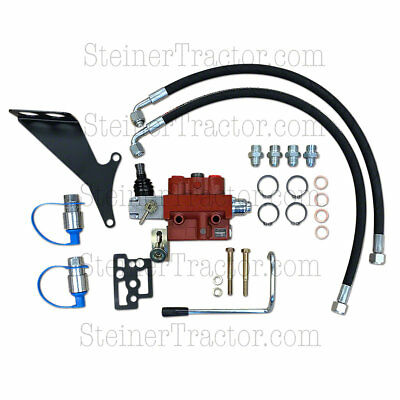 Single Hydraulic Remote Valve with Lever MF Tractor: 135, 150, 165, 175,180 ect