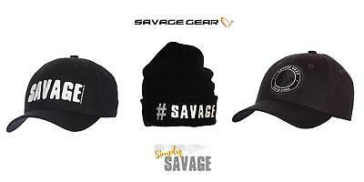 1533cfeb9 Savage Gear Simply Savage Hats 3 Styles Pike Perch Predator Fishing Headwear