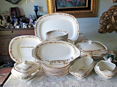 Crockville Antique Unique Dish Set(Great Serving Pieces)