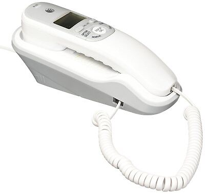ATT Corded Home Phone Office With Caller ID Desk And Wall Mount Telephone