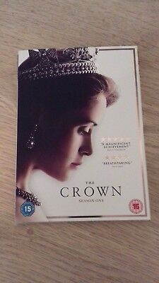 The Crown: Season One (Box Set) [DVD]  BRAND NEW SEALED