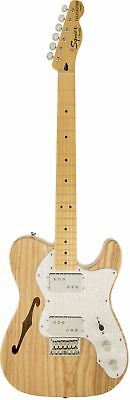 Fender Squier Vintage Modified '72 Telecaster Thinline - Natural (155)