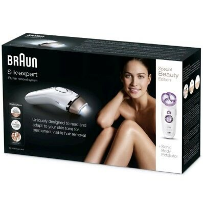 Braun Silk-expert IPL Hair Removal System. New In Box