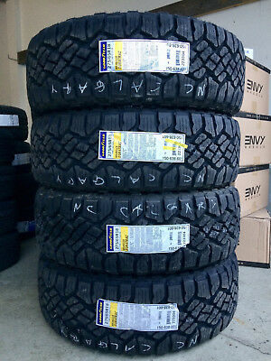 1x Canada 265/60R18 Goodyear Wrangler DuraTrac All Weather Discount available 4