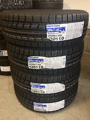 1x Canadian 235/55R19 Toyo Observe GSi-5 Request DISCOUNT for 4