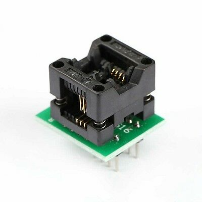 Programmer Adapter Socket Converter 150mil SOP8 SOIC8 to DIP8  1/3pcs EZ Socket