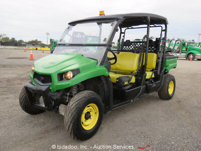 2012 John Deere XUV550 S4 4WD 4-Passenger Utility Vehicle Cart UTV -Repair