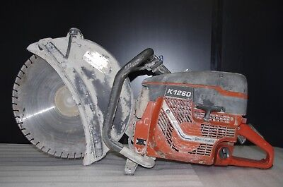 Husqvarna Power Cutter - 400mm Demolition Saw - model. K1260