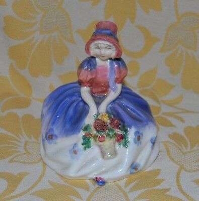 """Oustanding Very Collectable, Royal Doulton """"Monica"""" HN 1467, Copr 1931"""