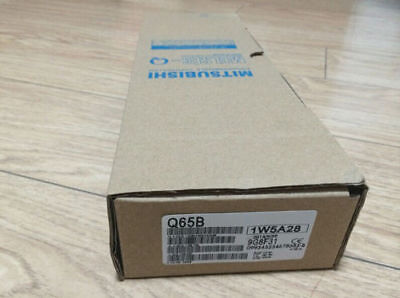 1PCS Mitsubishi Q65B PLC Module NEW IN BOX