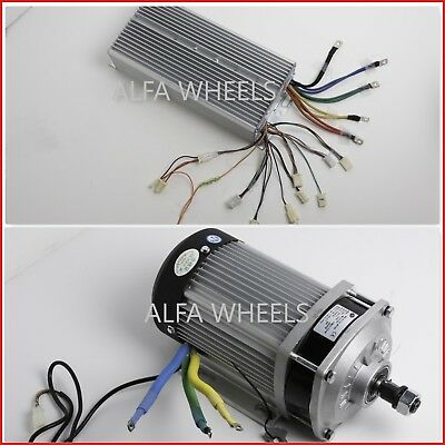 24V 350W Electric Motor W// Gear 9T Sprocket 24 Volt 350 Watt MY1016Z3 I ST11S