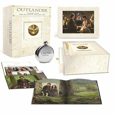 Outlander Complete Series Season 1 & 2 Limited Edition Box BluRay Set Collection
