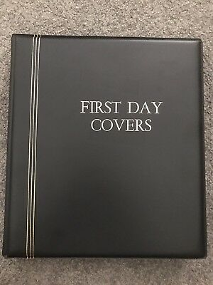 Australia First Day Cover Collection In Album With 70+ Covers