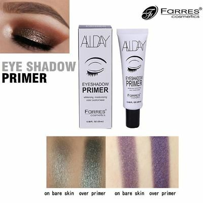 FARRES Eyeshadow Eye Cosmetics Moisturizing Long Lasting Base Primer Cream HQ