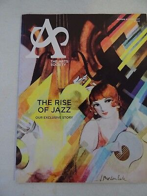 The Arts Society Review magazine Autumn 2017 The Rise of Jazz