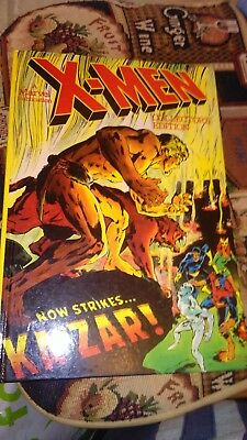 Marvel. X-Men Collectors Edition Annual. Undated. V/good Condition