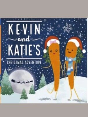 Kevin And katie Carrot Adventure Book