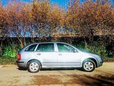 Skoda Fabia Comfort 1.9 TDI Good condition - timing belt done - priced to sell
