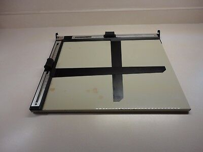 ULTIMA 11x14 FILM EASEL FOR PHOTOGRAPHY & KODAK DELUXE DARKROOM THERMOMETER
