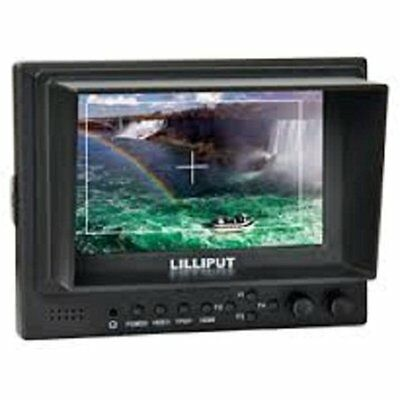 Professional 5'' Monitors 569 569GL-50NP/HO/Y Color TFT LCD With HDMI, YPbPr, AV