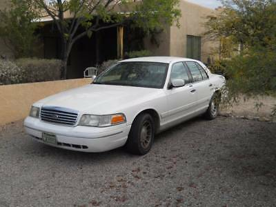 1998 Ford Crown Victoria LX Well-maintained, handsome, desireable vehicle