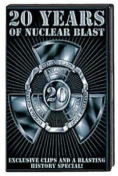 20 YEARS Of Nuclear Blast US IMPORT DVD NEW