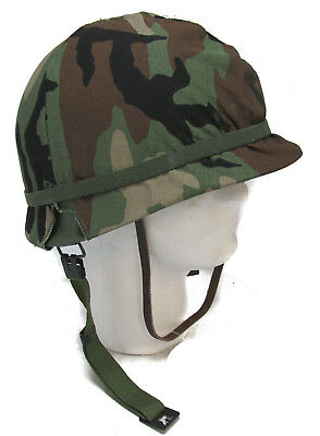 Reproduction U.S. M1 Helmet with Liner, Cover and Band - Replica Military Helmet
