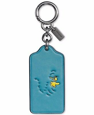 Coach Peanuts X Snoopy Woodstock Bag Charm New 20928 Gift Boxed