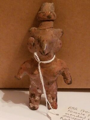 Pre-Columbian Jalisco Female Figure