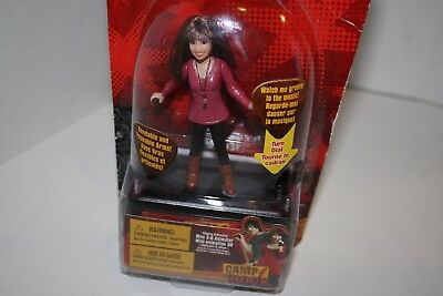 Camp Rock Disney Mitchie (Demi Lovato) Mini 3-D Animator Singing Dancing NEW