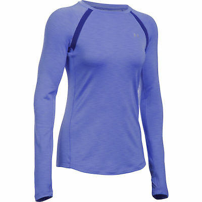 BRAND NEW Under Armour Women's ColdGear Long Sleeve Large  1281244-744 $49