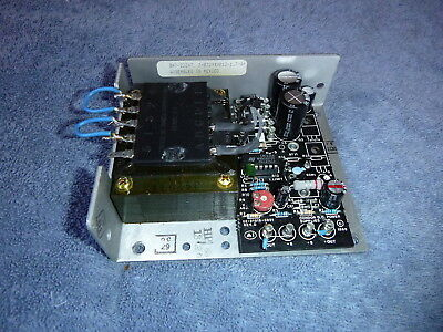 Condor Model HB12-1.7-A+ Linear Power Supply, Regulated, +12 VDC Out @ 1.7A