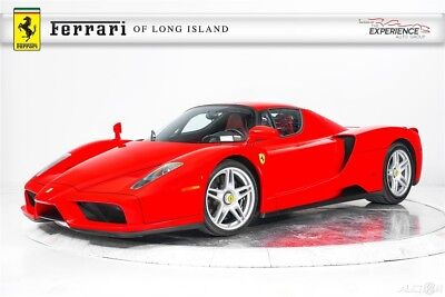 2003 Ferrari Enzo Two Owners Two Owners ONLY 3,147 Miles Maintained Serviced Pristine Condition 1 of 399