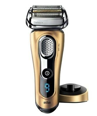 Braun Series 9 9299s Wet&Dry Electric Shaver Limited Edition matte gold
