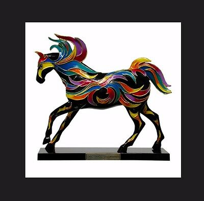 The Phoenix Pony - The Trail Of Painted Ponies Limited Edition 11568 new in box