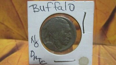 1960/62/63/64 and UNDATED BUFFALO NICKELS 90% SILVER