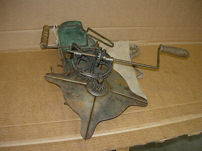 1950'S Vintage Cyclone Seeder Little Giant Seed Spreader