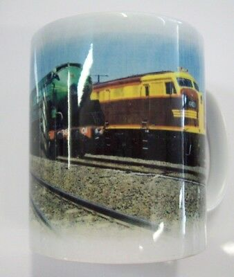 3801 And 4401 Coffee Mug