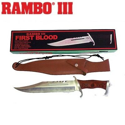Rambo 3 First Blood Part III Hunting Knife