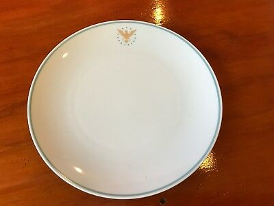 Noritake dinner plates x 3 President pattern 171503 from about 1953