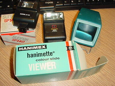 Hanimex Hanimette Colour Slide Viewer code 08.1006