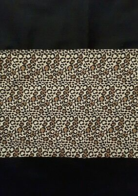 Animal print school chair bag free first name free postage