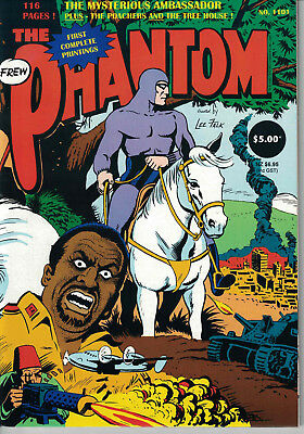 Phantom Comic # 1101 from 1995.