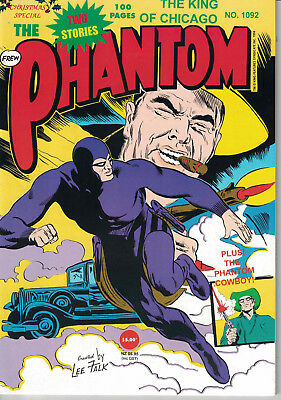 Phantom Comic # 1092 from 1994 Christmas Special Issue.