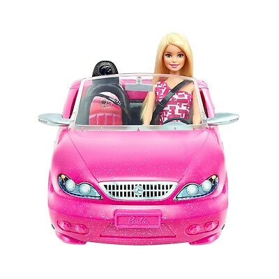 Fabulous Barbie Glam Convertible