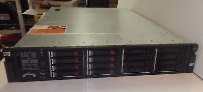 HP DL380 G7 2x 2.66GHz Six Core 28Gb ram 16 drive bay 6x 900Gb 2x 146Gb SAS