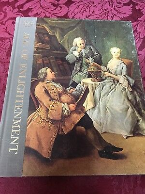 TIME LIFE : Great Ages Of Man : Age Of Enlightenment (1966 Hardcover) SHIPS NOW!