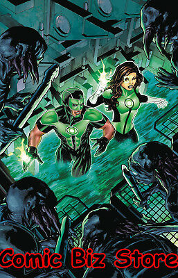 Green Lanterns #37 (2017) 1St Printing Bagged & Boarded Dc Universe Rebirth