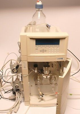 Gilson # 321 HPLC Pumpe Pump Chromatographie Pumpe mit Interface Modul # 508