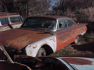 1956 Ford Galaxie Car Picture Photo Only! Pic Picture of Car Only!
